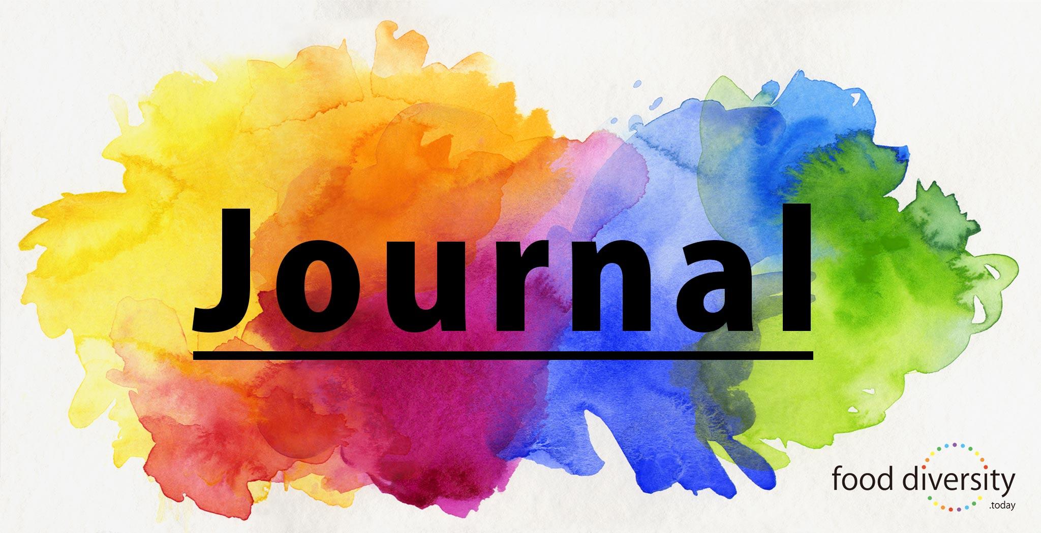 food diversity.today Journal