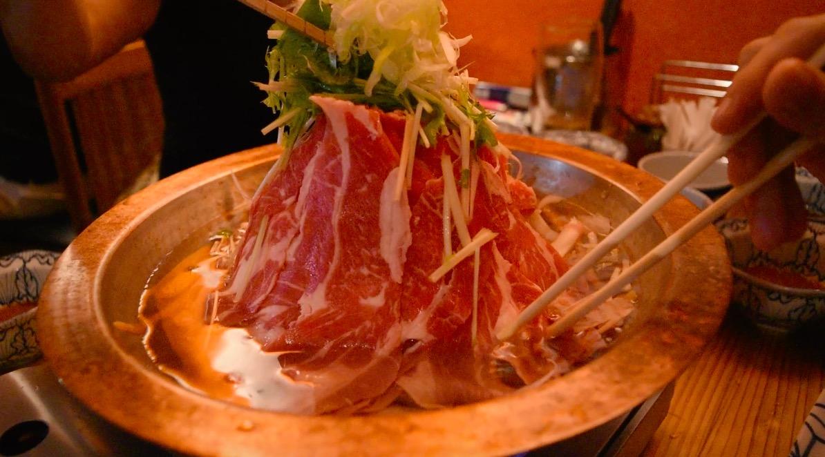 "All you can eat halal lamb"" in Shibuya (Shabu-shabu Hitsujinoyu) | Food  Diversity.today"