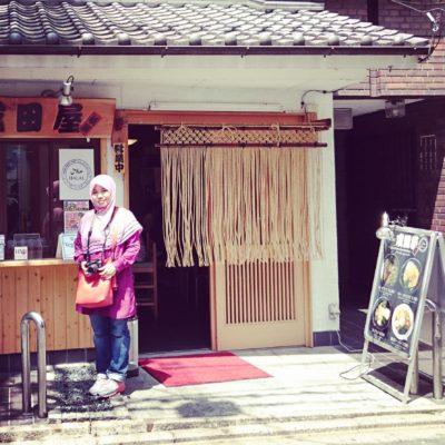 Halal Ramen Naritaya Gion