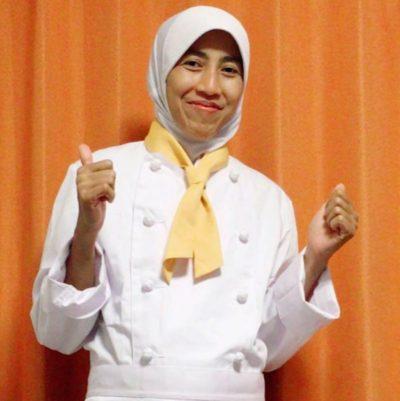 Siti Nurjanahさん