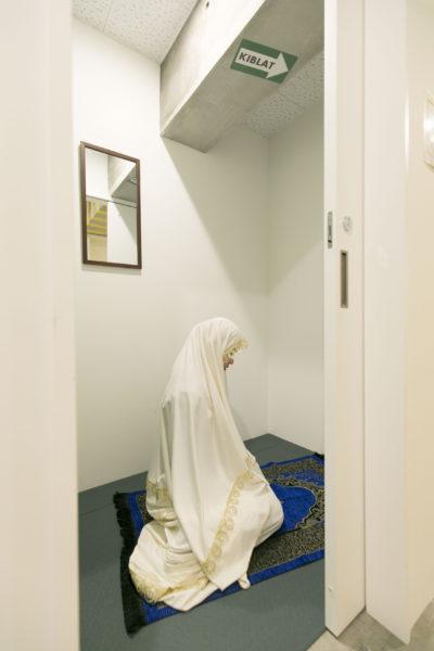 Pray room