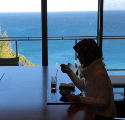 Enjoying Halal yet delicious and fresh dishes with beautiful ocean view. Experience you will never forget.