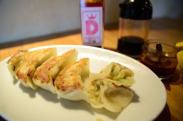 Halal dumplings of Nikko-ken