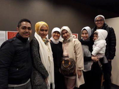 Ayam-Ya京都には連日ムスリムで満席