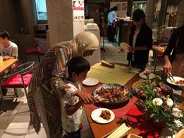 Halal ramen party