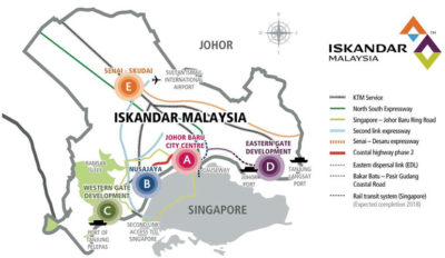 from Iskandar Malaysia HP