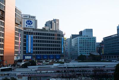 Shinjuku West Gate