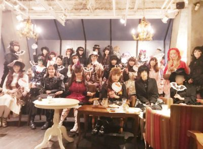 Lolita fashion that is original from Japan, is very popular in overseas