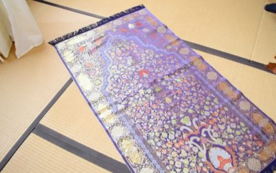 京都の企業が作った10万円の高級マット