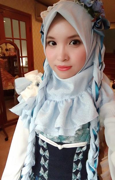 Muslim Lolita dresses