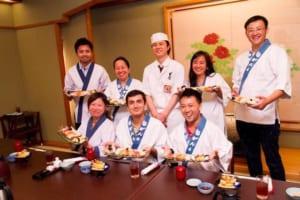 Sushi Nigiri experience