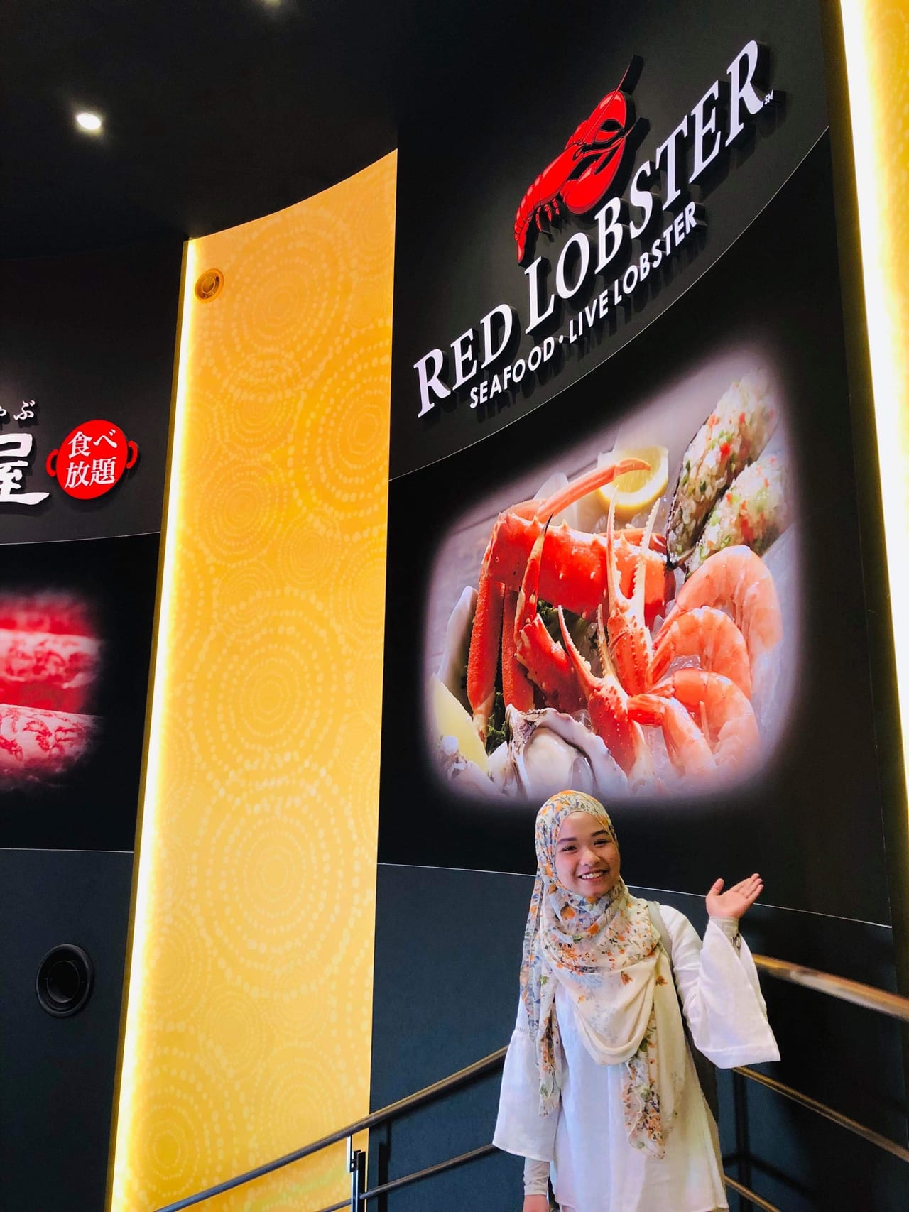 Muslim Friendly Food At Red Lobster Tokyo Disney Resort Food Diversity Today