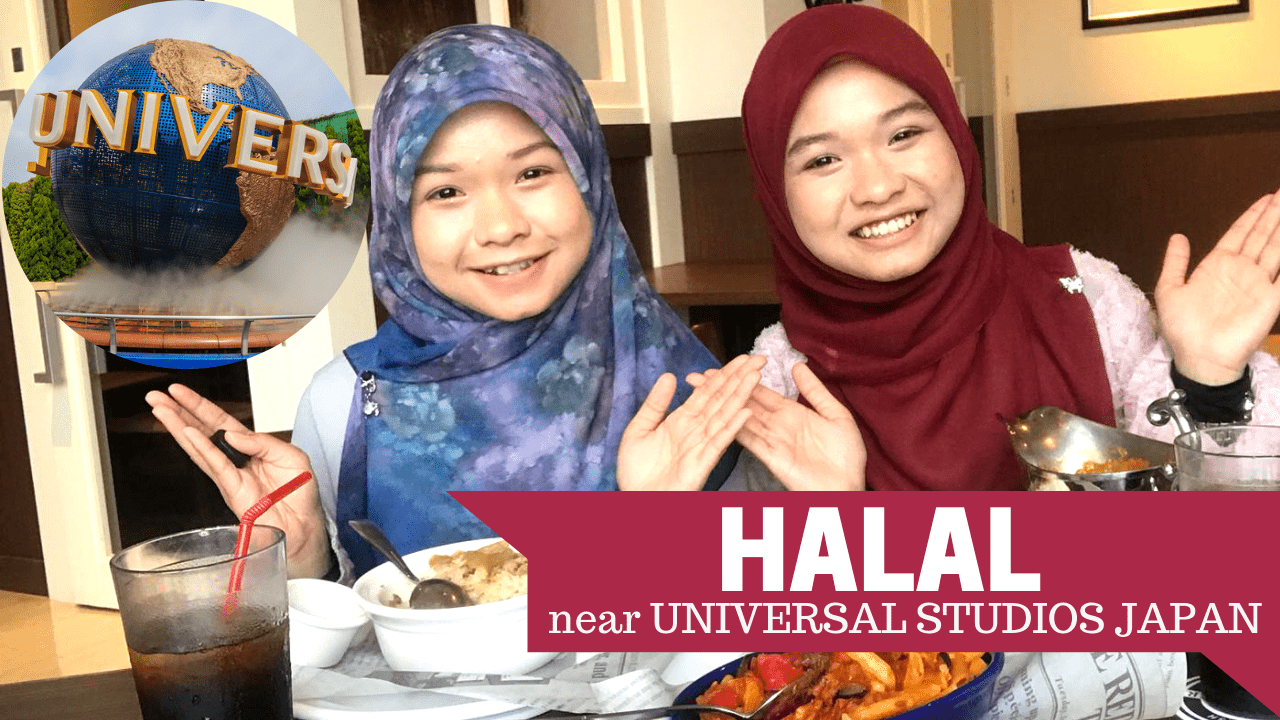 With Video The Halal Foods At The Red Lobster Universal Studio Japan Osaka Food Diversity Today