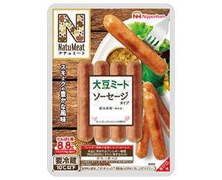 日本ハム ナチュミート 大豆ミートソーセージタイプ